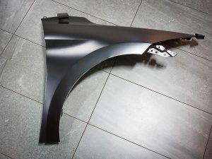 Replace® Front Passenger Side Fender (HY1241166C)