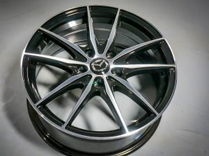 Mazda Fast Wheels (M010-1770-65BG+50C671)