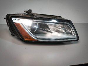2013 - 2017 Audi Q5 Right Passenger Side Xenon Headlight (8r0941044e) - $599 MSRP $1200!