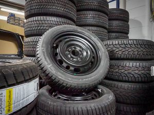 Continental Winter Contact SI - 205/55R16 94H