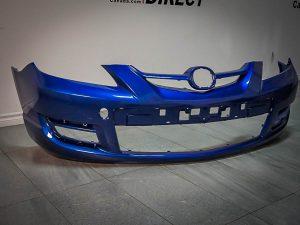 2007-2009 Mazda 3 Bumper Cover Blue (BAP8-50-031D-BB)