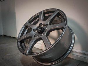 Fast Wheels Seven (F213-1670-65MN+42C671)