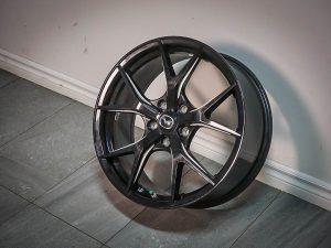 Mazda M008 Alloy Wheel (M008A-1875-65BH+50C671)