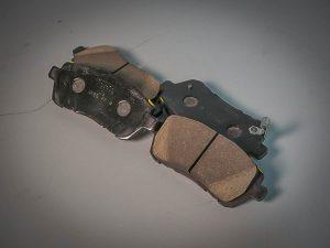 Genuine Mazda Disc Brake Pads (D0YN-33-28ZB)