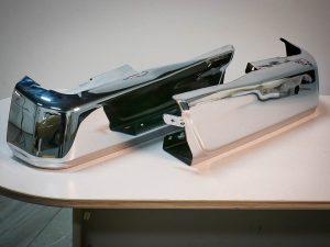 2009 - 2014 Ford F150 OEM Bumper Assembly (9L3Z-17906-B) - $299 MSRP $600