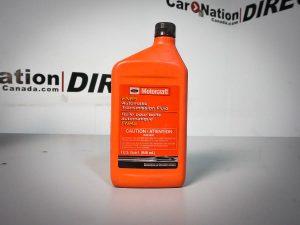 Motorcraft Transmission Fluid (FNR5 ) - $9 MSRP $30