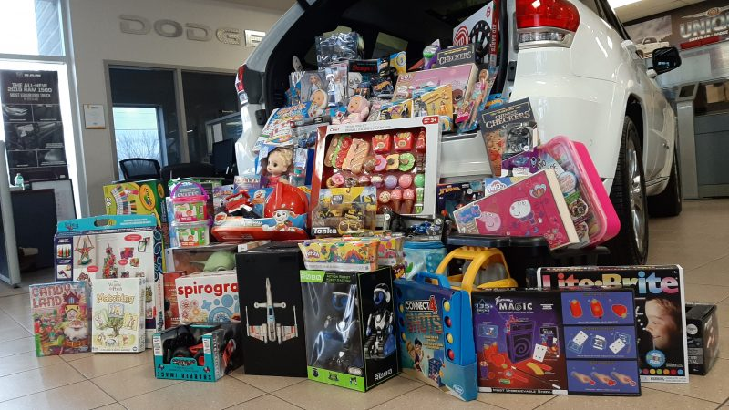 McMaster Toy Drive